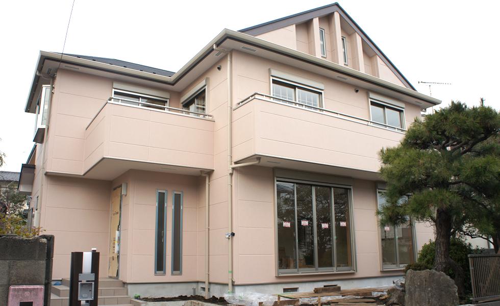 新築住宅(パワーボード)