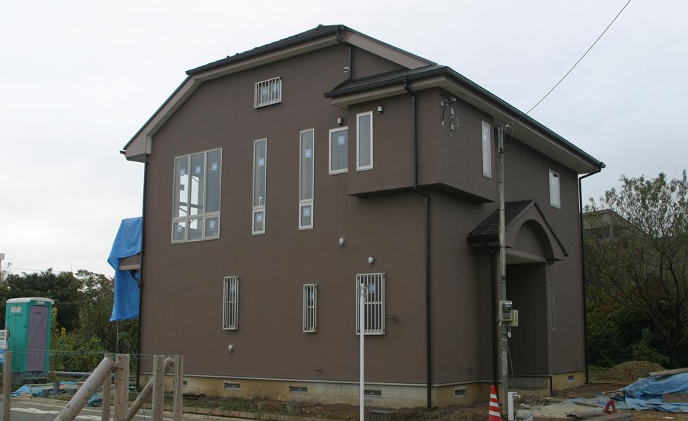 新築住宅(デラクリート)